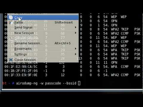 How To Hack Wireless Networks (WEP - Windows/Linux) - Part 1