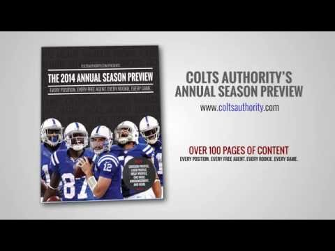 2014 Indianapolis Colts Authority Annual Season Preview