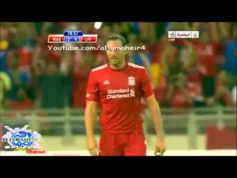 Malaysia vs Liverpool (3-6)  - Highlight Goal & Full Match [LIVE RESULT] Travel Video