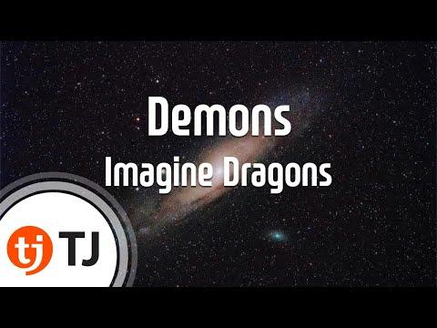 [TJ노래방] Demons - Imagine Dragons  / TJ Karaoke