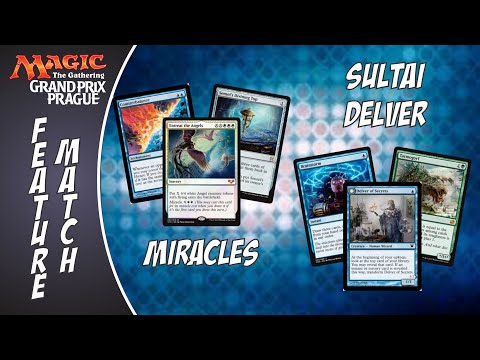 Magic: the Gathering GP Prague Rd 4 (Legacy)