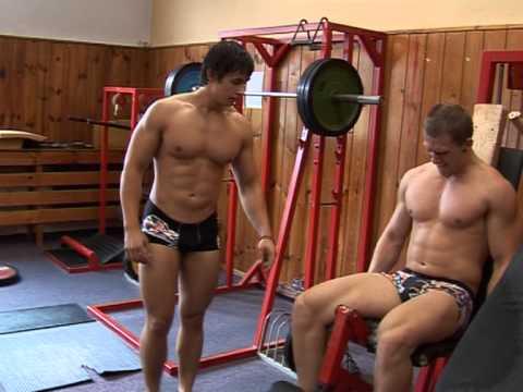 gay studs gym