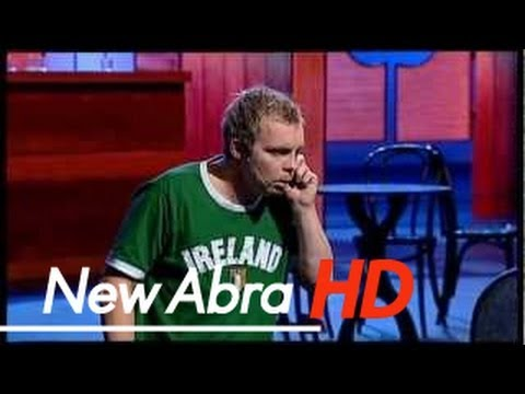 Kabaret Ani Mru-Mru - Irlandia (HD)