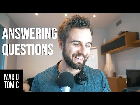 Wake-Up Call, Building Habits, Books, Staying Motivated (Q&A)