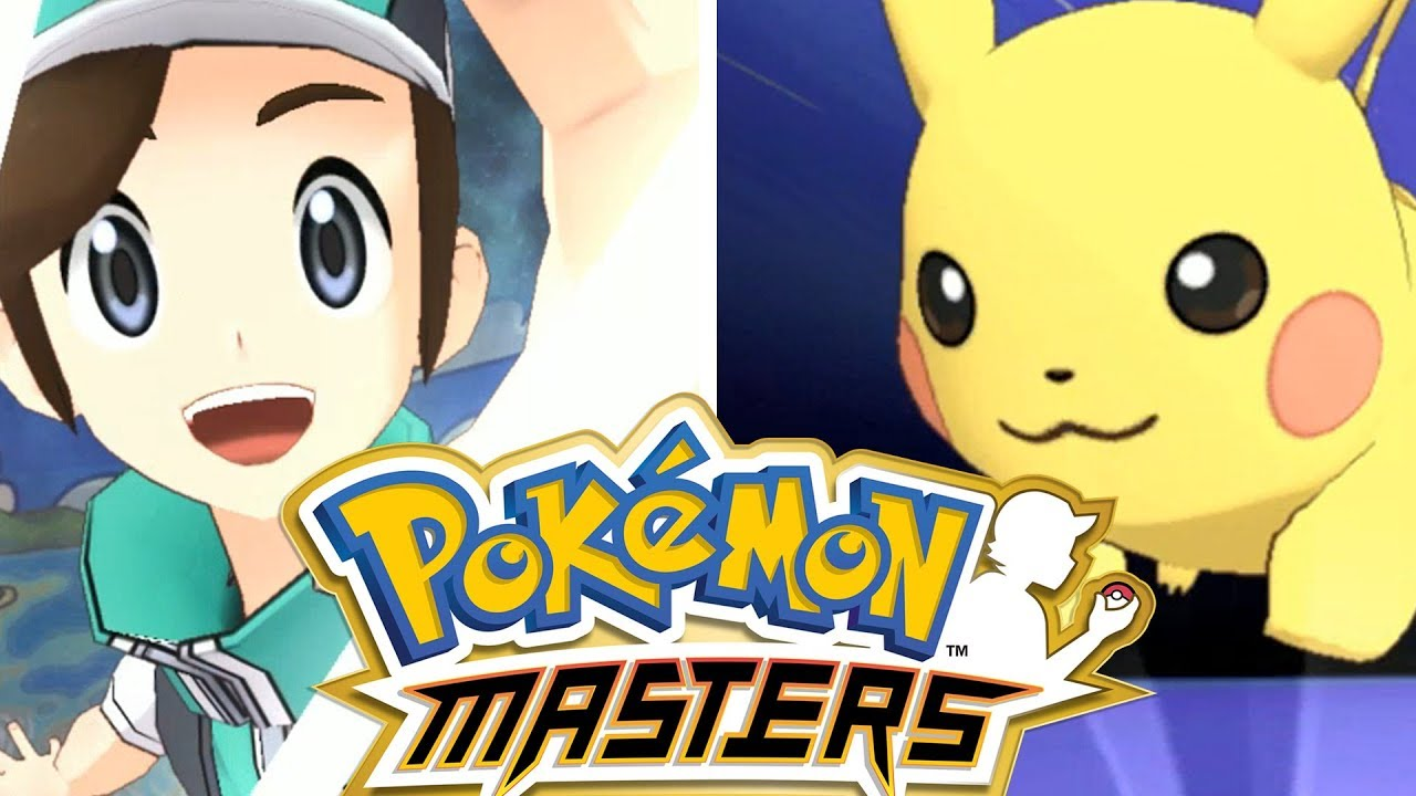 'Pokmon Masters' is out for Android and iOS