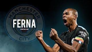 Fernandinho - Unsung Hero of Manchester City 2018