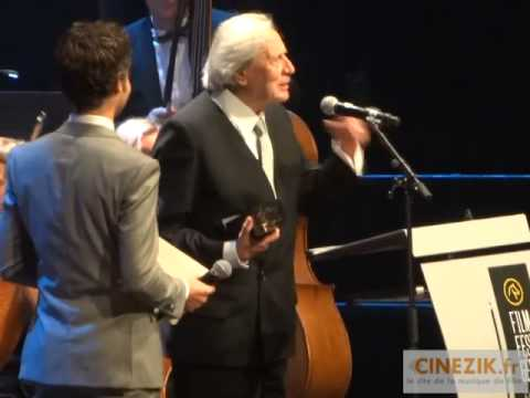 World Soundtrack Awards 2013 : Riz Ortolani, Lifetime Achievement Award