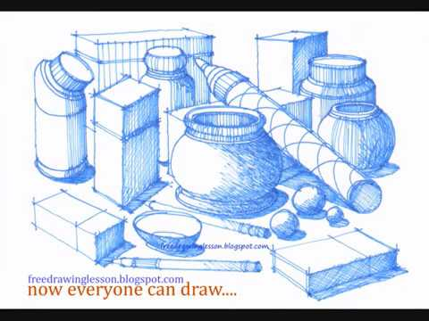 How To Draw Objects By Miandza