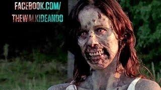 The Walking Dead 3 temporada | Lori Zombie - Cena deletada