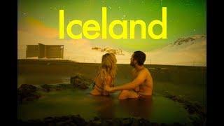 Secret Hot Springs and Light Show - Iceland