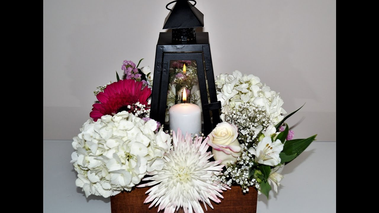 Diy wedding decoration tutorial how to make a lantern