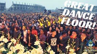 Great dance Floor Nagaland!