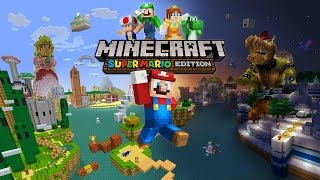 Minecraft - Super Mario Mash-Up | Part 3: Building With Subscribers! [#MinecraftMonday]