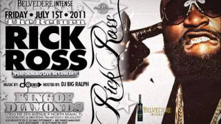 Rick Ross - King Of Diamonds Clean