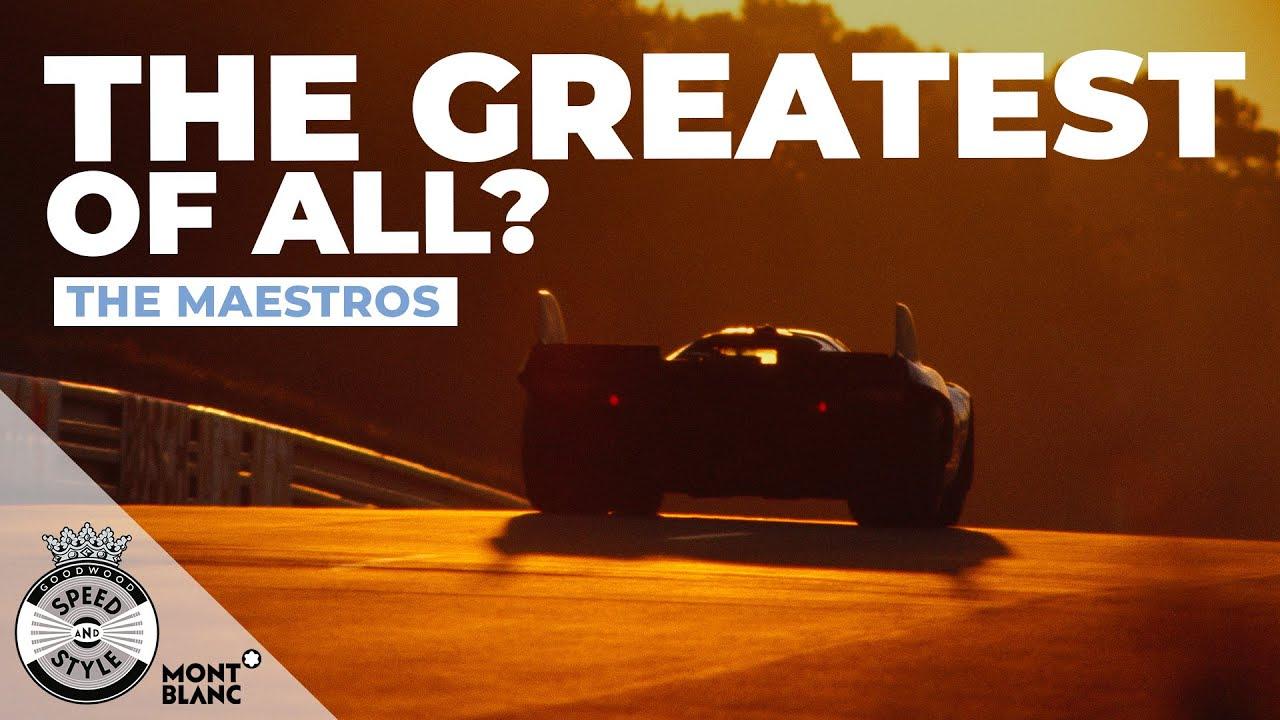 Choosing motorsport's greatest team | The Maestros Part 4