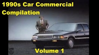 Download 1990s Car TV Commercials Compilation Volume 1 Mp3 and Videos