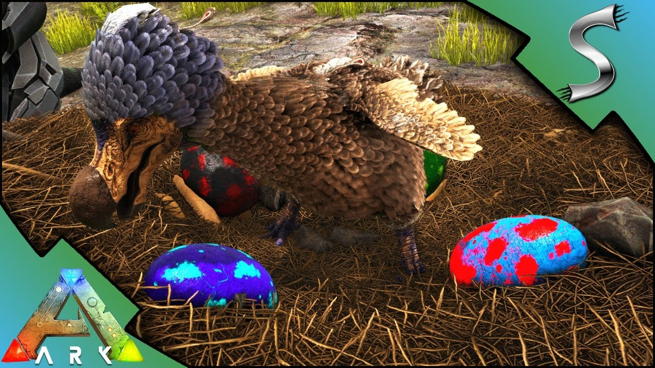 NEW SPLUS UPDATE! MUTATION MACHINE, HATCHERY NEST AND LANDCLAIMER! - Ark:  Survival Evolved [S3E127]