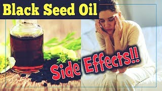 Black Seed Oil Side Effects: There Are Some Risks You Should Know