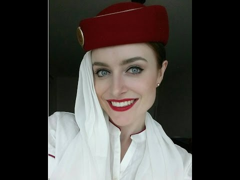 EMIRATES MAKEUP TUTORIAL