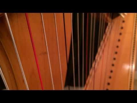 The Harp: Ireland's national emblem