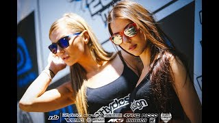 A lap of Barco with Bittydesign's Hot Pit Girls