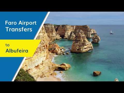 Faro Airport Transfers To Albufeira - Yellowfish Transfers