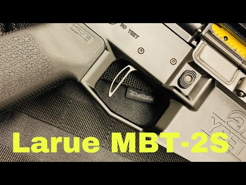 LaRue Tactical MBT2S. Best Value Trigger Ever Made?!😟