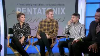 Pentatonix - NBC Universal Interview