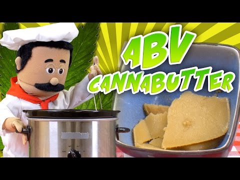 ABV Weed Cannabutter Recipe