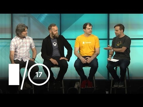 Fabric + Firebase: Building Momentum at Google (Google I/O '17)