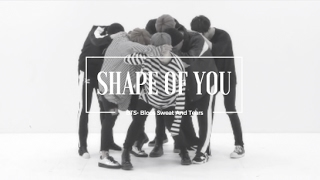 BTS- Shape of you Ed Sheeran (Kpop vs Pop) Mp3