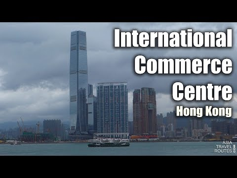 International Commerce Centre in Hong Kong