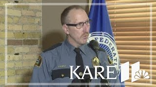 St. Paul Officers' Union clashes with police chief Todd Axtell