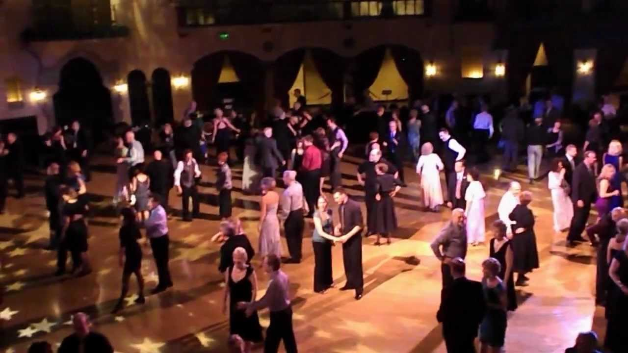 Indy Dancers At The Indiana Roof Ballroom Youtube