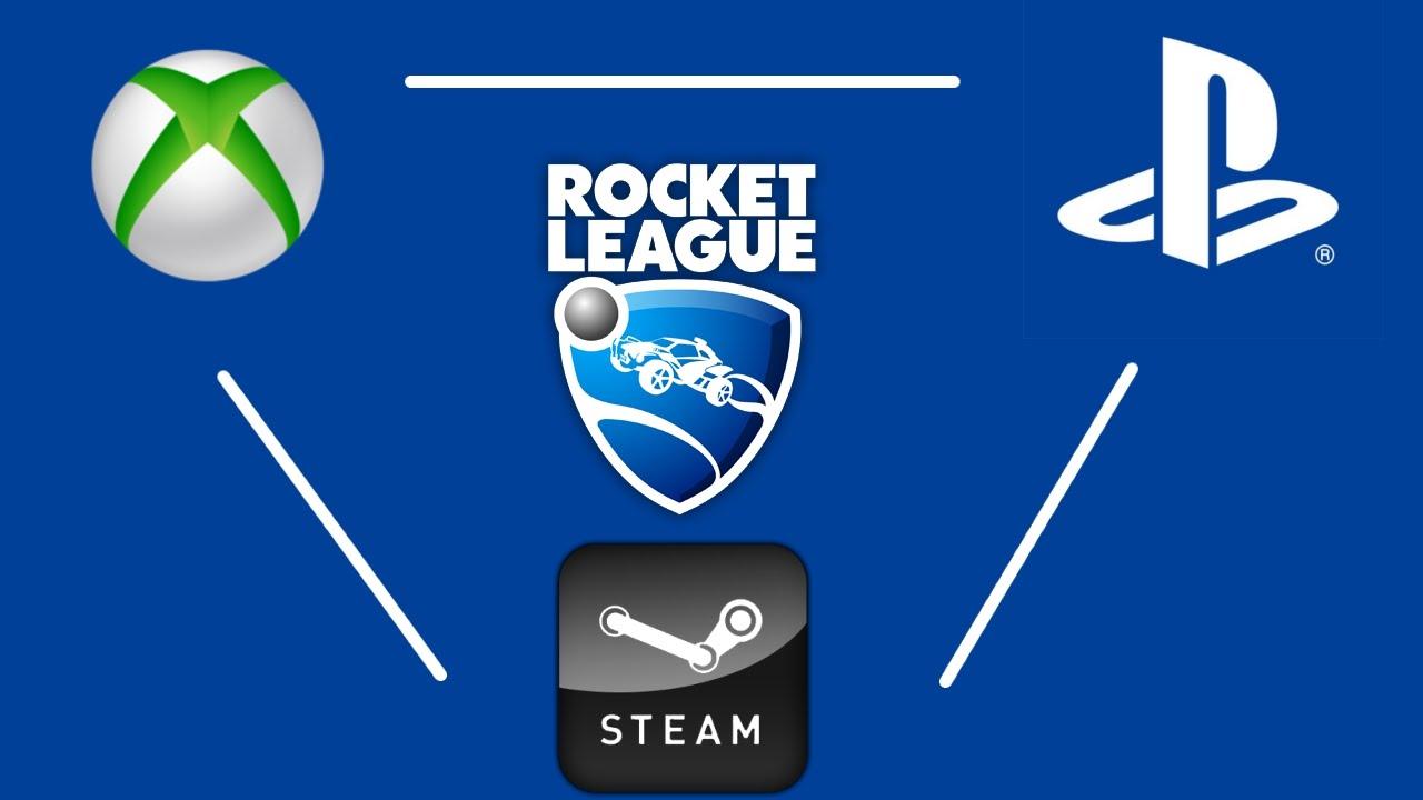 how to add friends on rocket league cross platform
