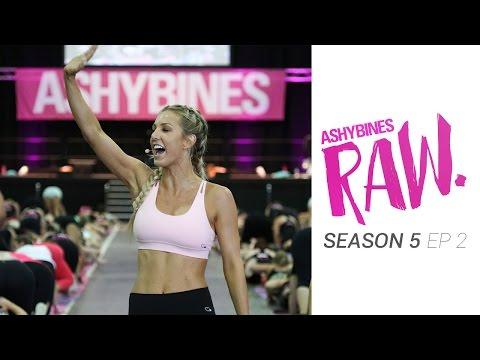 Ashy Bines Raw Season 5 Episode 2