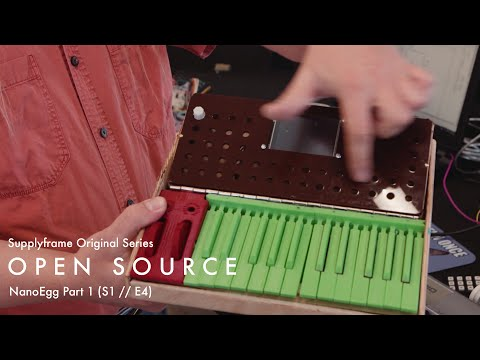 Open Source: Music Hardware Synthesizer (Supplyframe Original Series)