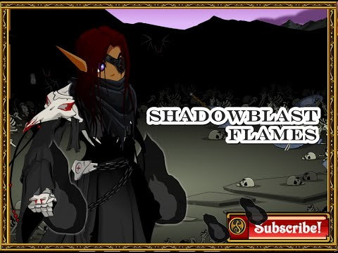 =AQW= ShadowBlast Flames [AC-FREE] - Countdown to Black Friday