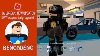 ROBLOX JAILBREAK | HOW CAN PRISONERS GET THE NEW UPDATED GUNS
