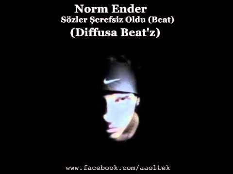 Norm Ender - Sözler Şerefsiz Oldu (Beat) (Diffusa Beat'z)