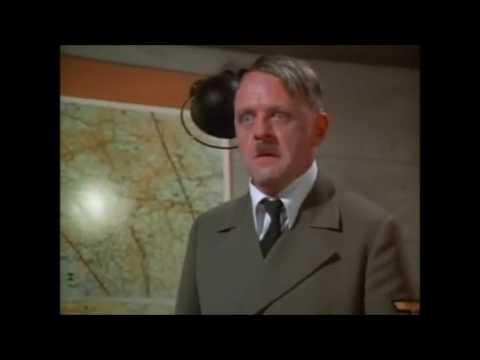 Interprétation de Hitler par Anthony Hopkins dans le téléfilm Le Bunker (1981)