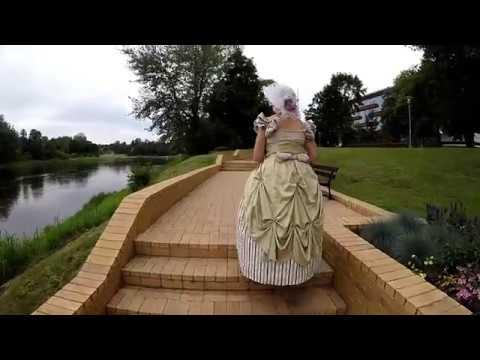 Guided tour with Chatty Madam | Plepi ponia | Druskininkai | Lithuania | 2017