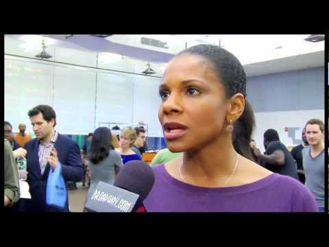 "In Rehearsal with ""Porgy and Bess"" - Audra McDonald, Norm Lewis, David Alan Grier & More"