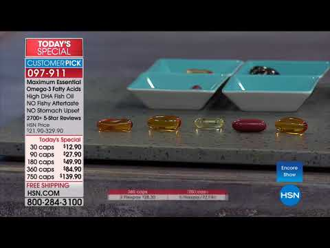 HSN | Andrew Lessman Your Vitamins 04.08.2018 - 08 AM