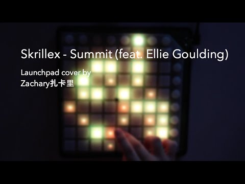 Skrillex - Summit (feat. Ellie Goulding) (Launchpad Cover)