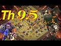 Clash of clans - New TownHall 10 (TH 9.5) Warbase| Anti all | Tested + Proof