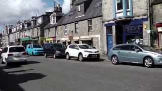Town Centre, Grantown on Spey, Scotland
