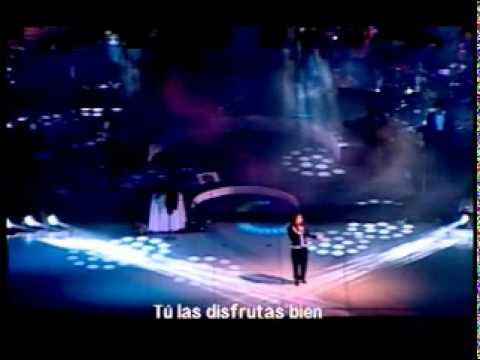 Ana Gabriel - Quien Como Tu  en vivo