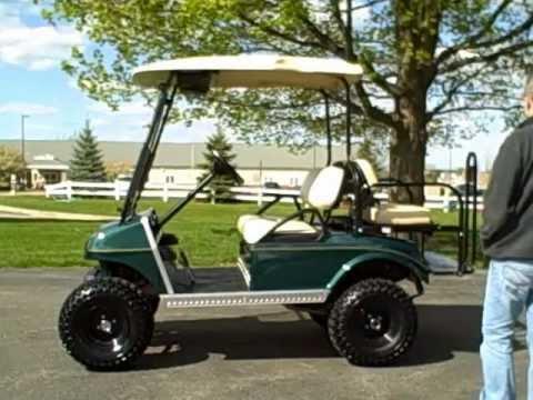 2006 Club Car DS GAS Golf Cart