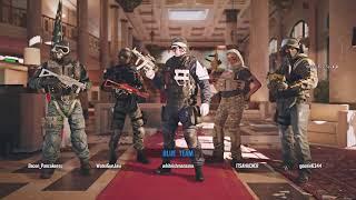 Spy vs Rainbow Six Siege - WFTE 2